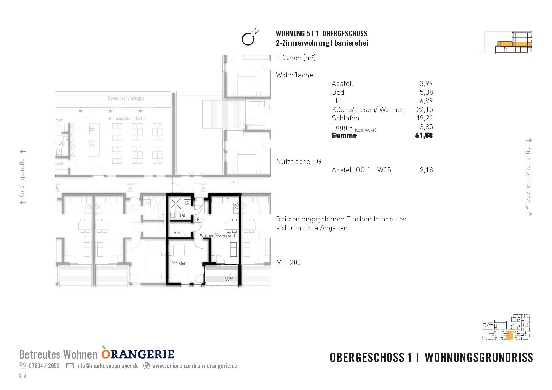 Wohnung Nr. 05