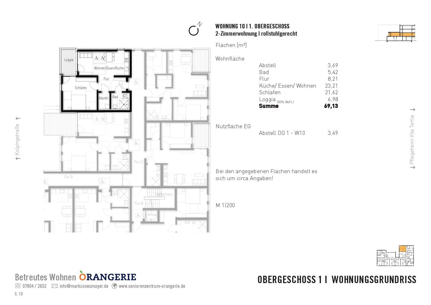 Wohnung Nr. 10